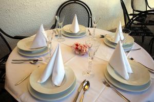 Restaurant penzion u Buchlovskeho zamku