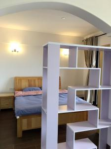 Lai Dou Zhen Seaview Apartment, Apartmanok  Tungsan - big - 6