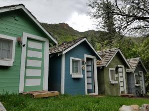 Bristol Cabins & Tents, Lodge  Lava Hot Springs - big - 29