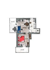 Apartment Zielspitz, Apartmány  Parcines - big - 27