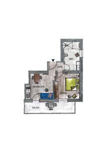 Apartment Zielspitz, Apartmány  Parcines - big - 26
