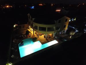 B&B Villa Oasa 1, Отели типа «постель и завтрак»  Ровинь - big - 27