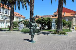 Hotel Bradomin, Hotel  Villanueva de Arosa - big - 61