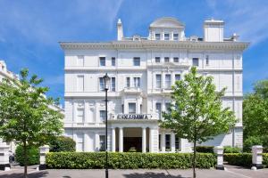Лондон - Columbia Hotel