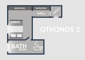 Othonos Apartment, Апартаменты  Афины - big - 17