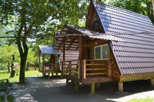 Baza Otdyha Tefiya, Country houses  Gagra - big - 9
