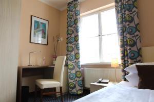 Hotel Rappensberger, Hotely  Ingolstadt - big - 22