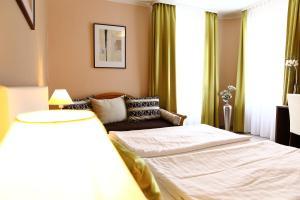 Hotel Rappensberger, Hotely  Ingolstadt - big - 19