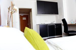 Hotel Rappensberger, Hotely  Ingolstadt - big - 7