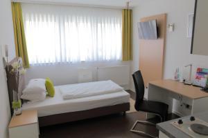 Hotel Rappensberger, Hotely  Ingolstadt - big - 13