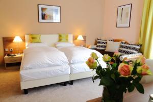 Hotel Rappensberger, Hotely  Ingolstadt - big - 14