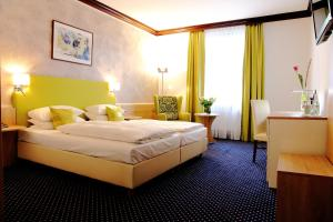 Hotel Rappensberger, Hotely  Ingolstadt - big - 12