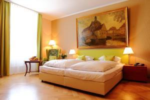 Hotel Rappensberger, Hotely  Ingolstadt - big - 18