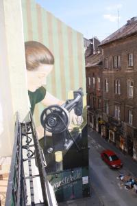 Arpa Flat Sunny, Apartmány  Budapešť - big - 28