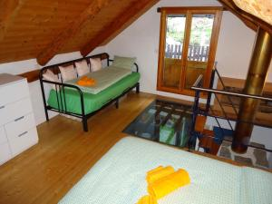 Casa Poiana, Holiday homes  Ronco sopra Ascona - big - 8