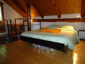 Casa Poiana, Holiday homes  Ronco sopra Ascona - big - 9
