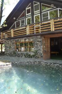 Baza Otdyha Tefiya, Country houses  Gagra - big - 15