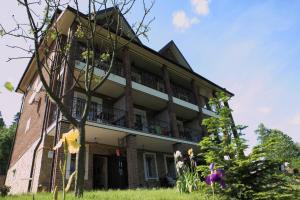 FAVAR Carpathians, Apartments  Skhidnitsa - big - 174