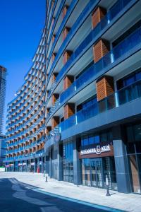 Metrocity Batumi Apartments & Residence, Apartments  Batumi - big - 55
