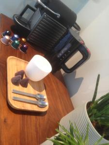B&B Baudelo, Bed & Breakfasts  Gent - big - 3