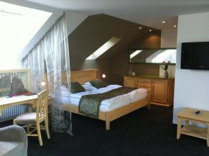 Hotel Heiligenstein, Отели  Баден-Баден - big - 7