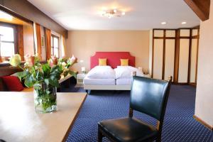 Hotel Rappensberger, Hotely  Ingolstadt - big - 17
