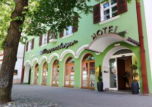Hotel Rappensberger, Hotely  Ingolstadt - big - 43