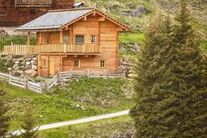 Гостевой дом «Almchalet Gallfallalm», Valle di Casies - Gsies