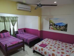 Turispanish Hostel, Pensionen  Santa Marta - big - 4