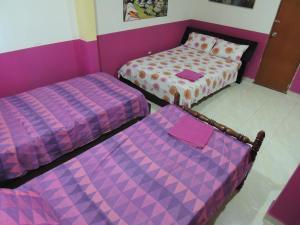 Turispanish Hostel, Pensionen  Santa Marta - big - 5