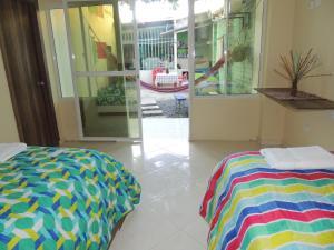 Turispanish Hostel, Pensionen  Santa Marta - big - 7
