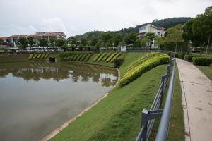 Zan Pavillon Spacious & Natural Stay, Apartmanok  Bayan Lepas - big - 15
