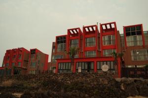 Dongbokri 671, Дома для отпуска  Чеджу - big - 10