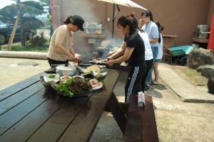 Dongbokri 671, Дома для отпуска  Чеджу - big - 24