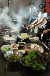 Dongbokri 671, Дома для отпуска  Чеджу - big - 25