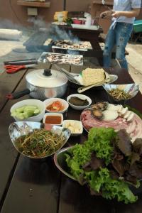 Dongbokri 671, Дома для отпуска  Чеджу - big - 28