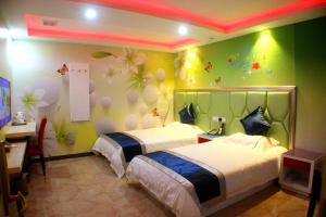 Air Sun Inn Changning Road Branch, Hotel  Shanghai - big - 8