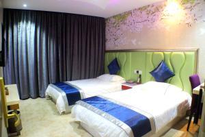 Air Sun Inn Changning Road Branch, Szállodák  Sanghaj - big - 17