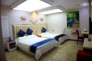 Air Sun Inn Changning Road Branch, Hotel  Shanghai - big - 22