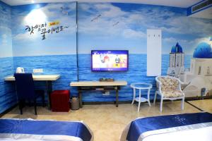Air Sun Inn Changning Road Branch, Szállodák  Sanghaj - big - 23