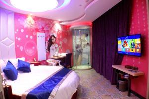 Air Sun Inn Changning Road Branch, Szállodák  Sanghaj - big - 25