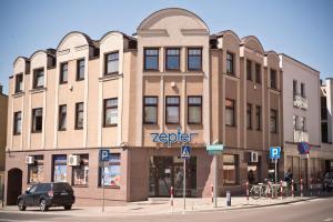 EH Apartments - Swietojanska Street.