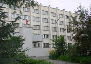 Отель Профсоюзная, Курган