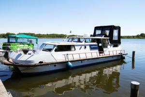 House Boat Catamaran