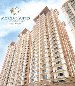 Morgan suite residence, Apartmány  Manila - big - 7