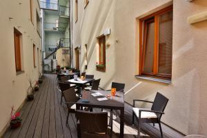 Hotel Páv, Hotel  Praga - big - 30