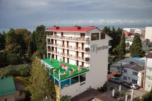 Отель Бристоль, Лазаревское