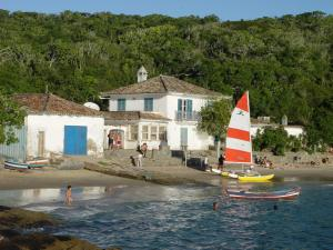 Sitio Recanto da Rasa, Homestays  Tamoios - big - 21