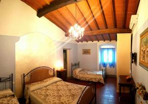 Casale Ginette, Ferienhöfe  Incisa in Valdarno - big - 17
