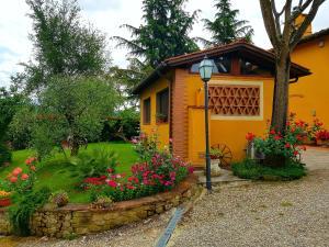 Casale Ginette, Vidiecke domy  Incisa in Valdarno - big - 63